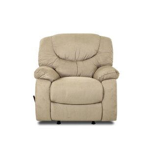 Auburn Manual Rocker Recliner Klaussner Furniture