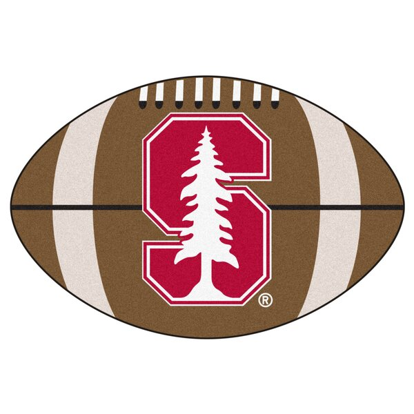NCAA Stanford University Football Doormat by FANMATS