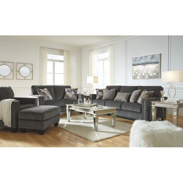 Lundys Sleeper Configurable Living Room Set by Rosdorf Park