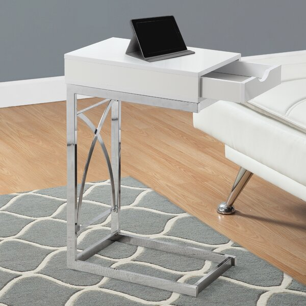 Dopart End Table With Storage By Wrought Studio