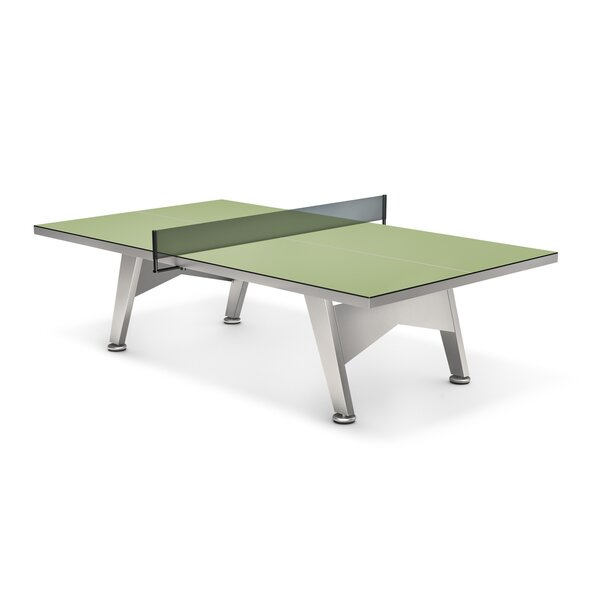 Awesome Indoor Outdoor Table Tennis Table With Paddles And Balls By Janus Et Cie Download Free Architecture Designs Barepgrimeyleaguecom
