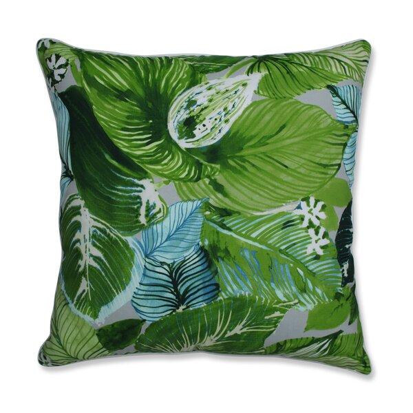 Surya Indoor/Outdoor Throw Pillow
