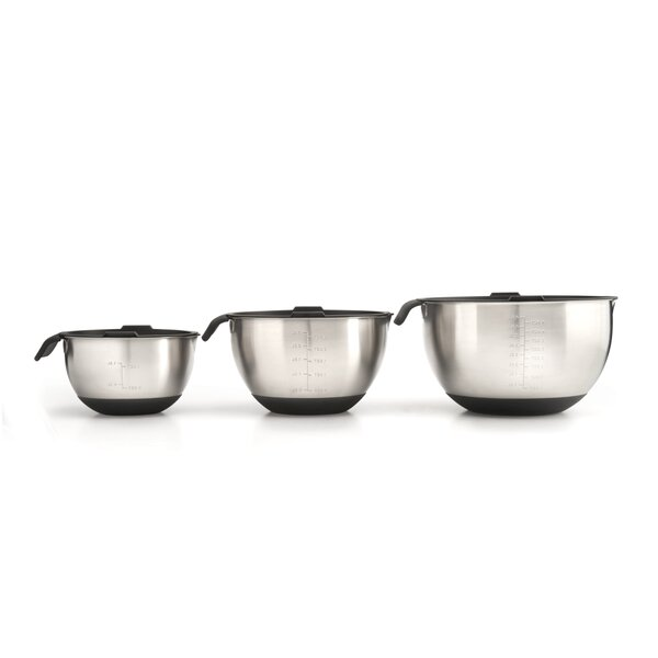 3 Piece Marinating Bowl Set by Napoleon
