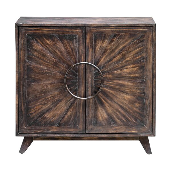 Hillside 2 Door Accent Cabinet by World Menagerie World Menagerie