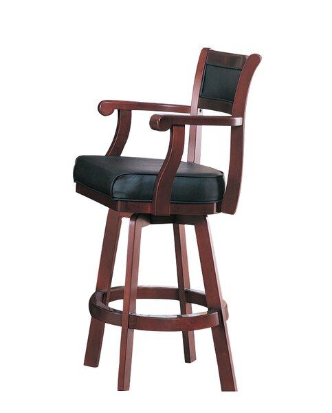 Tiernan 29 Swivel Bar Stool by Wildon Home ®