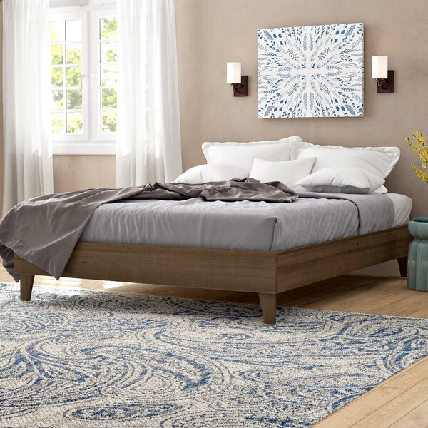 Thornaby Exceptional Platform Bed by Andover Mills