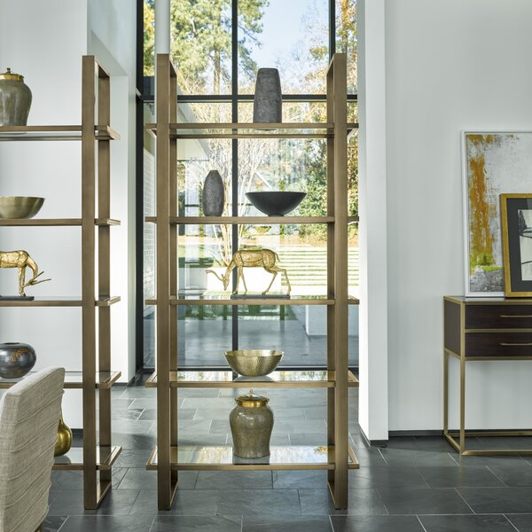 Abdallah Etagere Bookcase by Willa Arlo Interiors