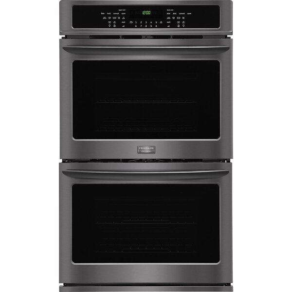Gallery Series 30 Self-Cleaning Convection Electric Double Wall Oven by Frigidaire