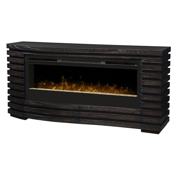 Elliot 70 TV Stand with Fireplace by Dimplex