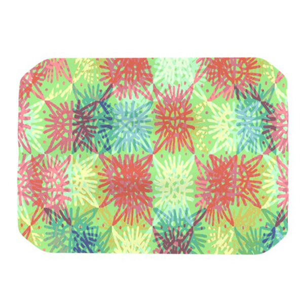 Multi Lacy Placemat by KESS InHouse
