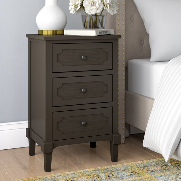 Griffin 3 Drawer Accent Chest by Alcott Hill Alcott Hill