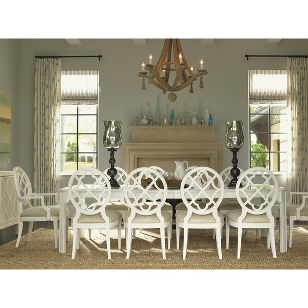 Ivory Key 11 Piece Dining Set by Tommy Bahama Home