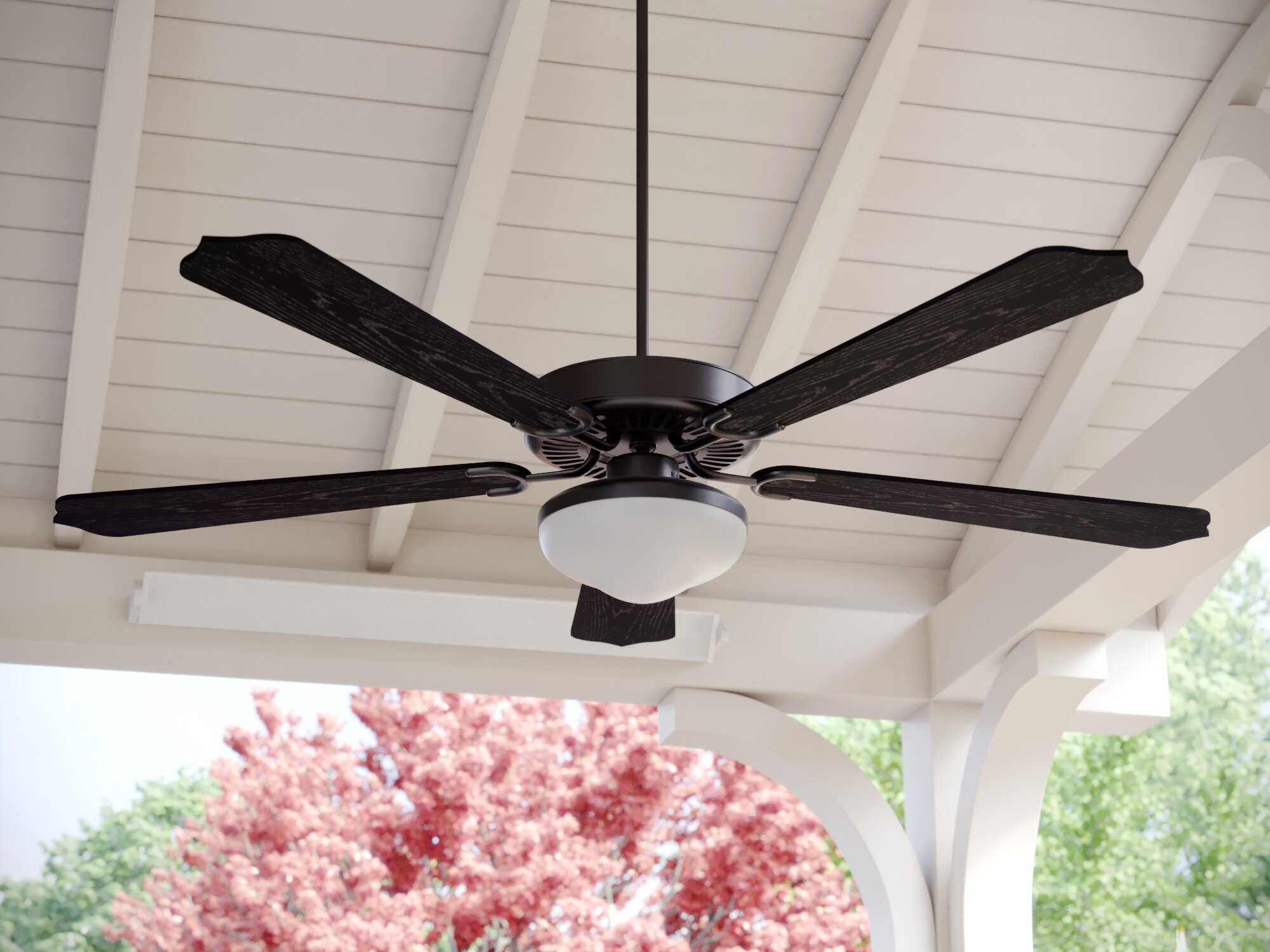 shop wet large paddle patio rated best deck outdoor small ceiling fan of outside fans size