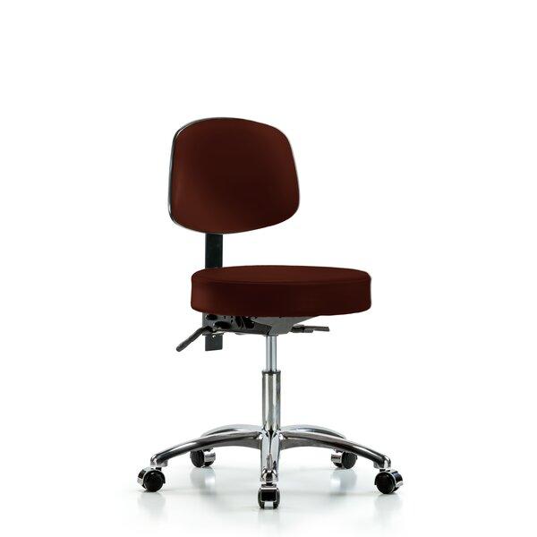 Daenerys Desk Height Adjustable Lab Stool