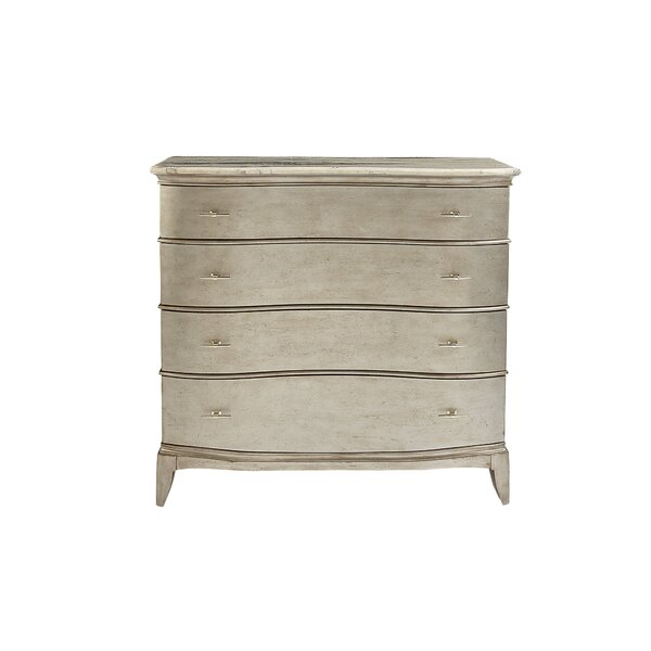 Stanmore 4 Drawer Media Chest By Rosdorf Park by Rosdorf Park Herry Up