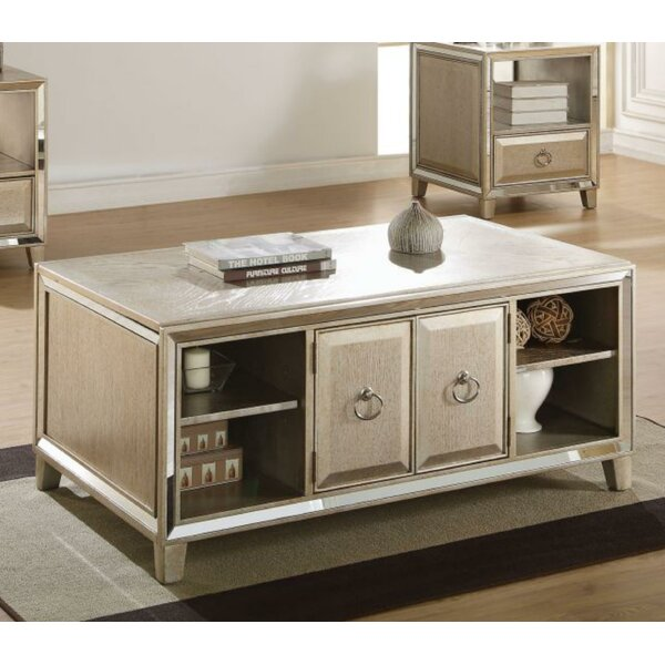 Lister Lift Top Coffee Table with Storage by Rosdorf Park Rosdorf Park