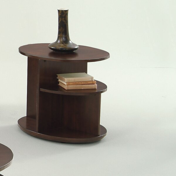 Martell End Table By George Oliver