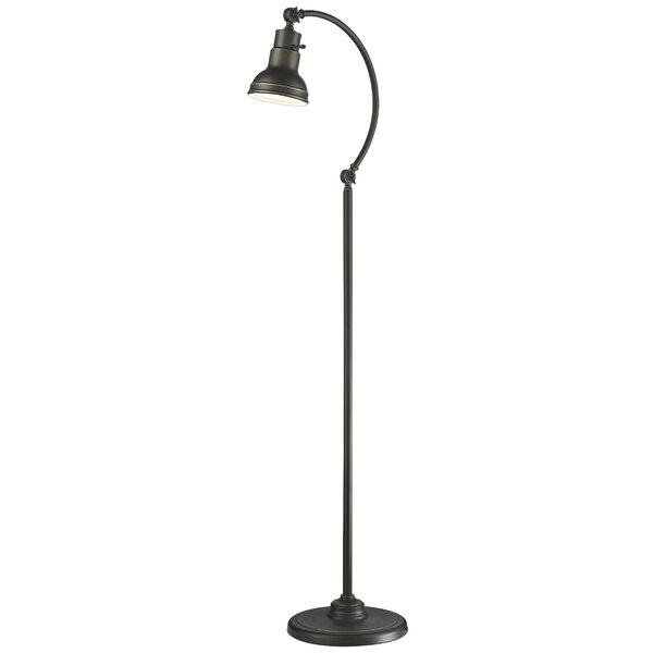 Heid 59 Arched Floor Lamp by Alcott Hill