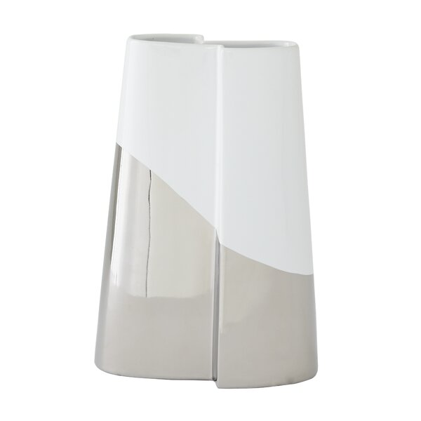 Dipped Tall Vase by DwellStudio