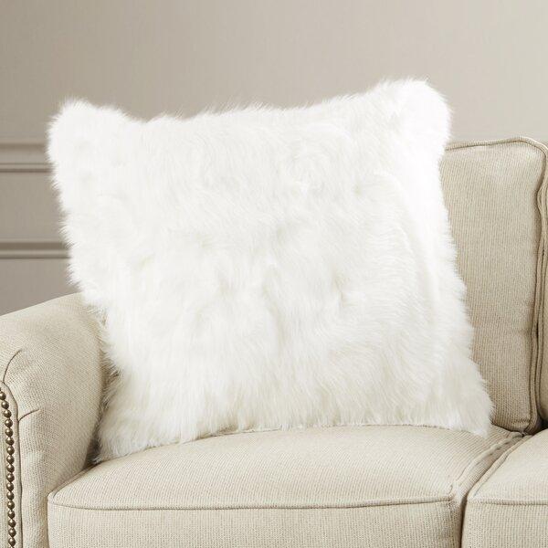 Yaritza Acrylic Throw Pillow by Willa Arlo Interiors