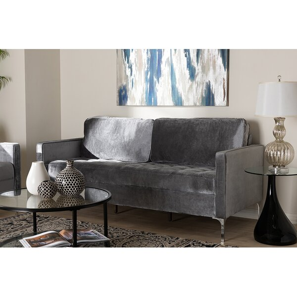 Nice And Beautiful Fredrickson Sofa by Mercer41 by Mercer41