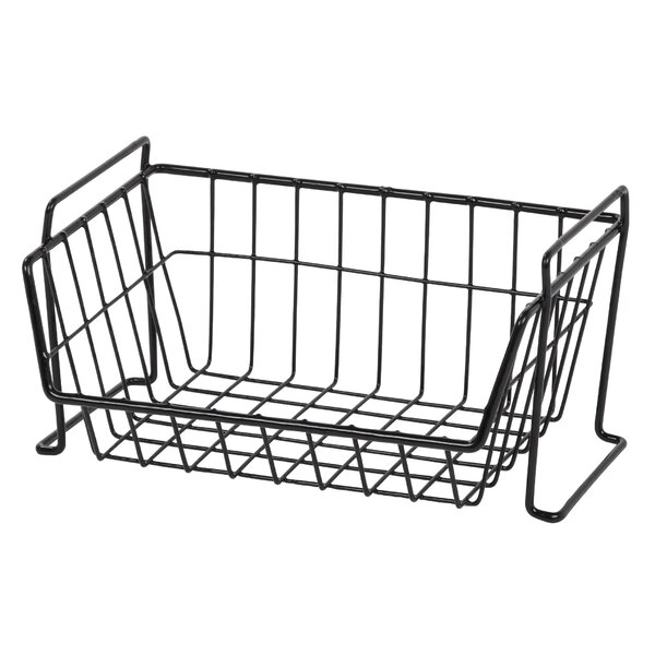 Stacking Shelving Rack (Set of 6) by IRIS USA, Inc.