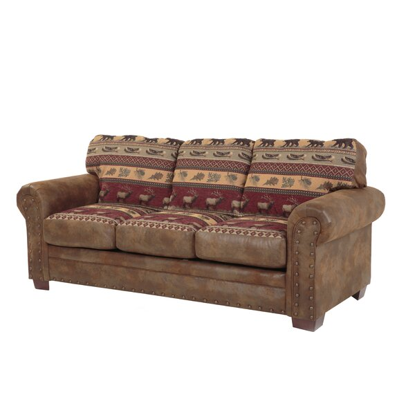 Discounts Josie Sofa Bed by Millwood Pines by Millwood Pines
