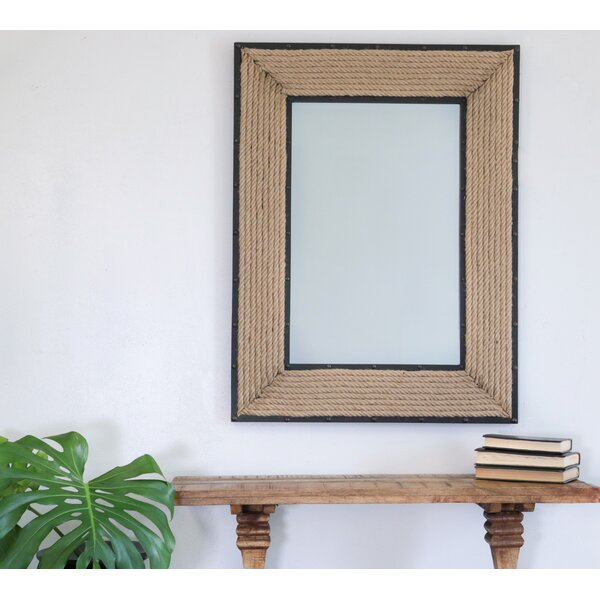 Gwen Accent Mirror by Longshore Tides