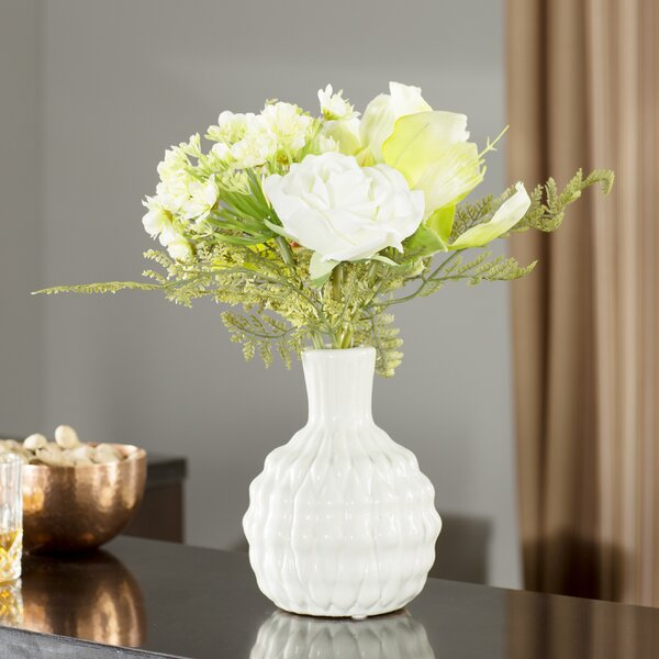 Mixed Floral Arrangement by Three Posts