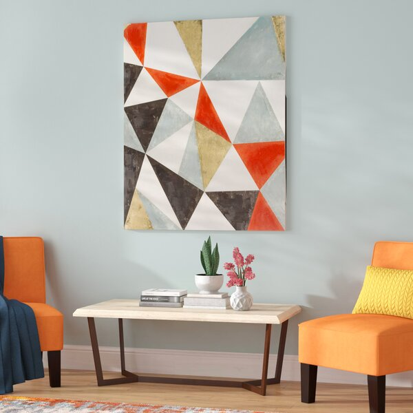 Painting Print on Canvas by Langley Street