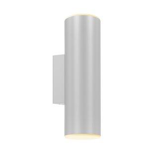 Savings Josie 1-Light LED Outdoor Flush Mount By Orren Ellis