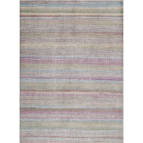 Lake Green/Blue Area Rug by World Menagerie