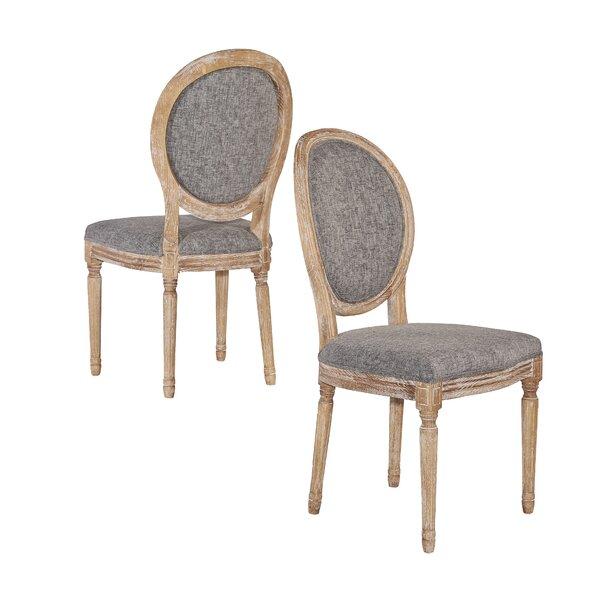 Renne Alkasen Side Chair (Set of 2) by Lark Manor