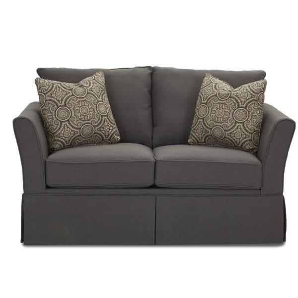 Salsbury Sofa Bed by Winston Porter