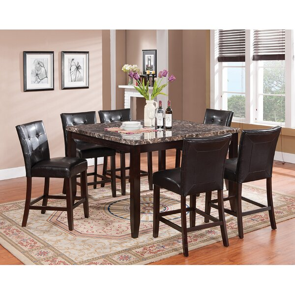 Titsworth 7 Piece Pub Table Set By Red Barrel Studio Today Sale Only