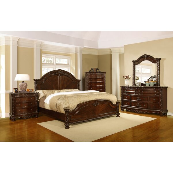 Caban Standard Configurable Bedroom Set by Astoria Grand