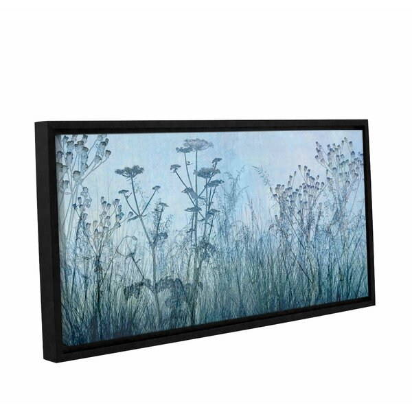 Wildflowers Early Framed Photographic Print on Wrapped Canvas by Alcott Hill