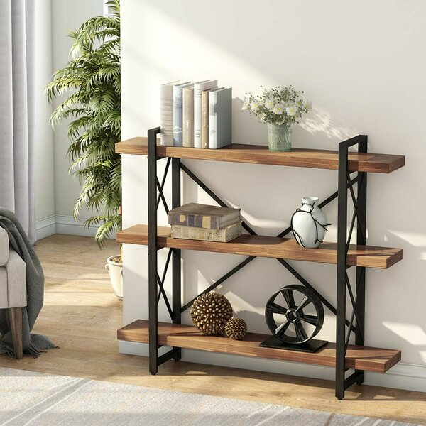 Schlenker Etagere Bookcase by Gracie Oaks