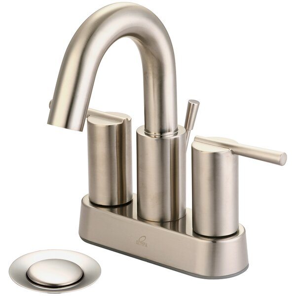 Lavatory Centerset Bathroom Faucet By Olympia Faucets