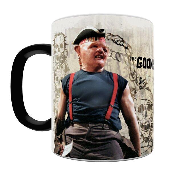 Goonies Sloth-Hey You Guys Heat-Sensitive Coffee Mug by Morphing Mugs