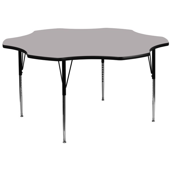 60 x 60 Novelty Activity Table by Flash Furniture