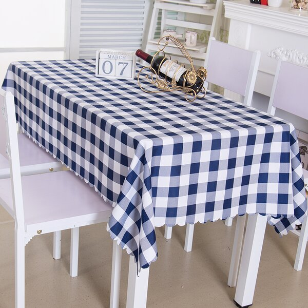 Mckinnis Tablecloth by August Grove