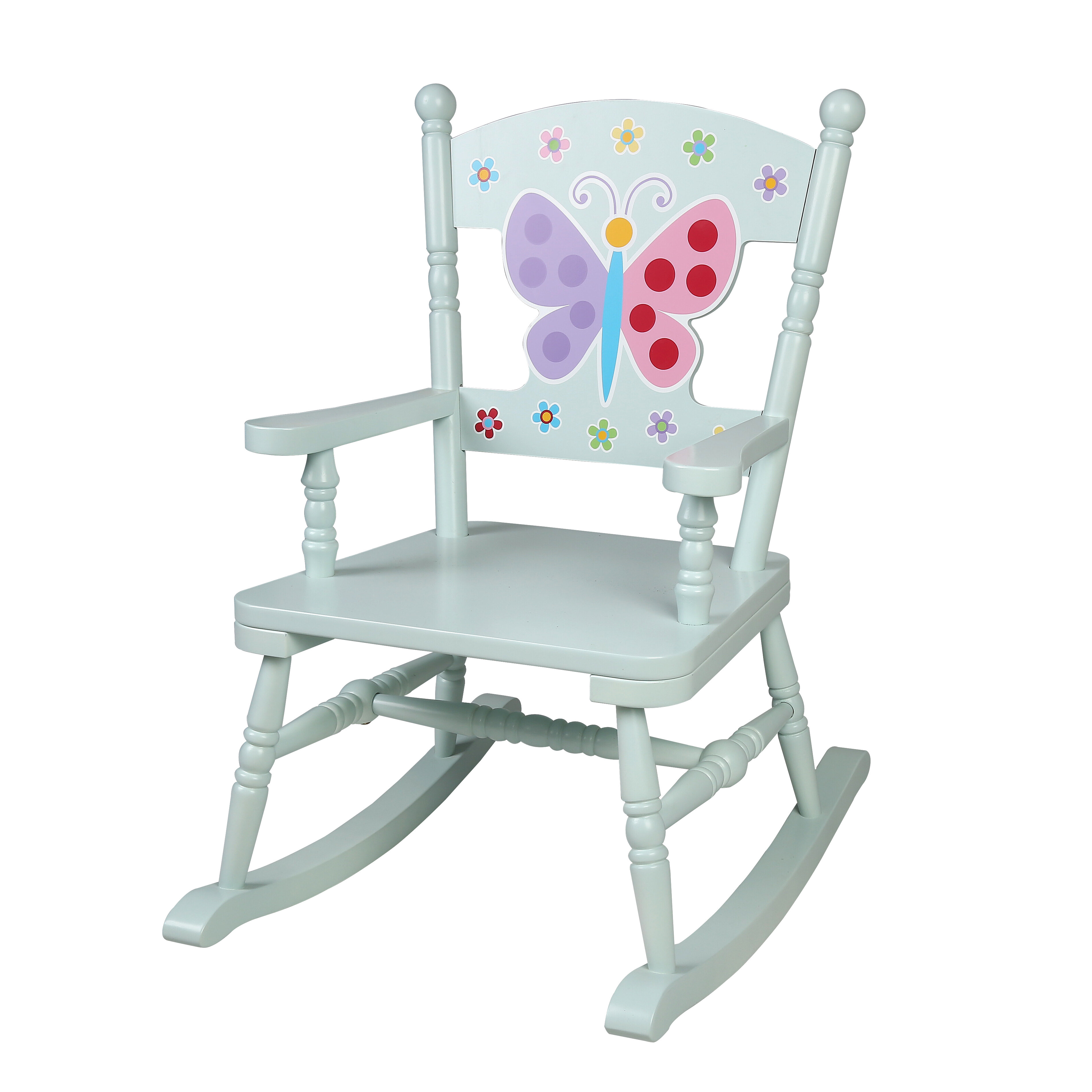 frog and rocking baby wayfair fantasy chair kids pdx reviews princess fields