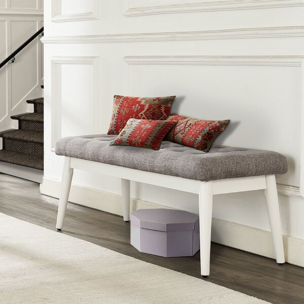 Boaz Bedroom Bench by Langley Street