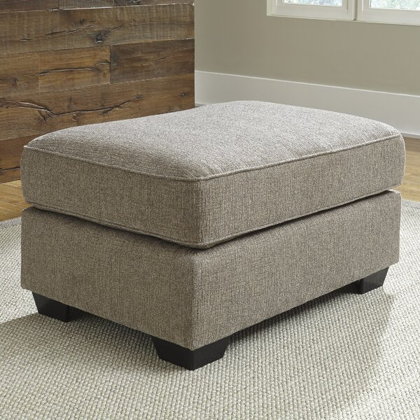 Middlet Ottoman by Darby Home Co