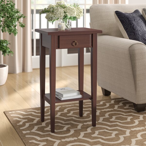 Lotts Multi-Tiered End Table by Red Barrel Studio