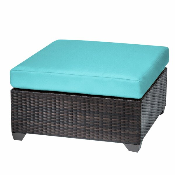 Belle Ottoman with Cushion by TK Classics