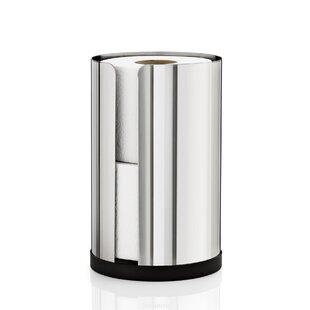Nexio Freestanding Toilet Paper Holder by Blomus