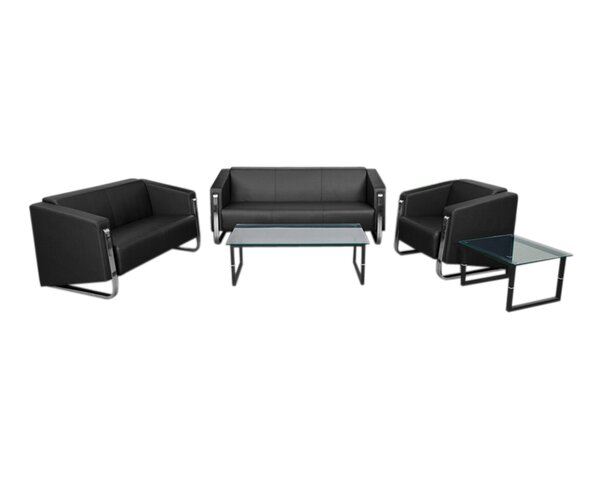 Orlie 3 Piece Living Room Set by Orren Ellis