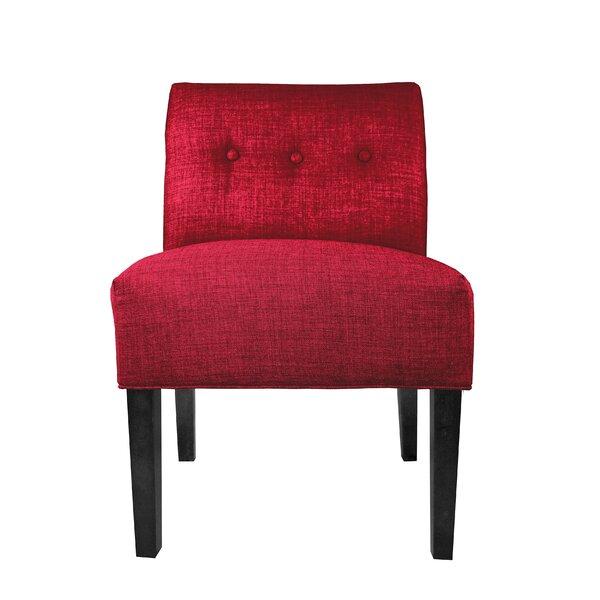 Zaylee Slipper Chair by Winston Porter